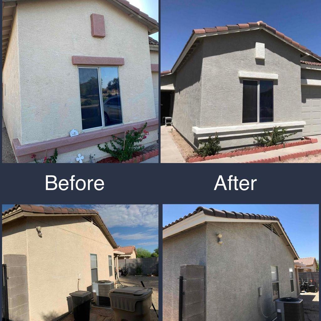 Full Exterior Repaint