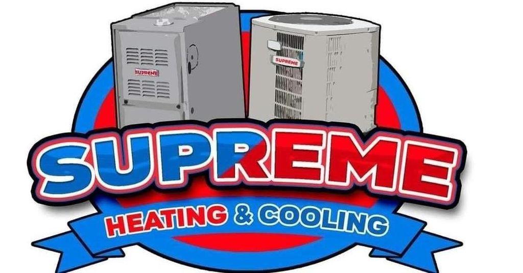 Supreme Heating and Cooling LLC