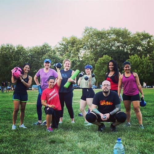 POST BOOTCAMP!! They crushed it!