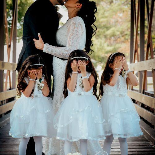 FIRST LOOK —WEDDING