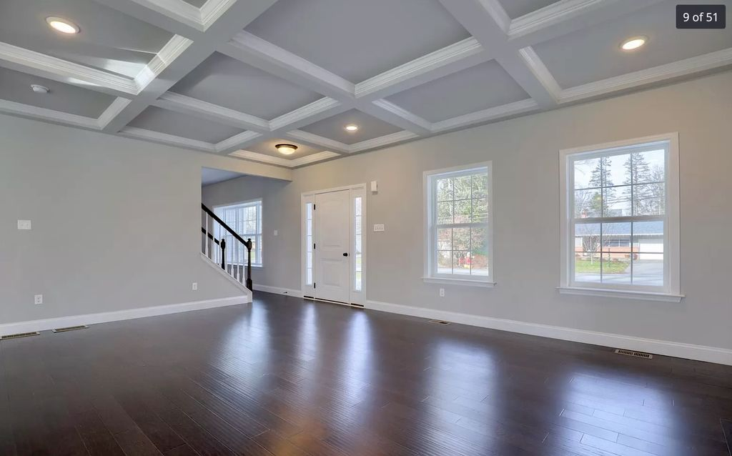 Eden Road Vacant House Staging