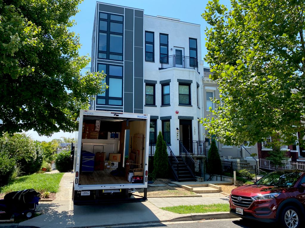 Local Moving- 1 bedroom home