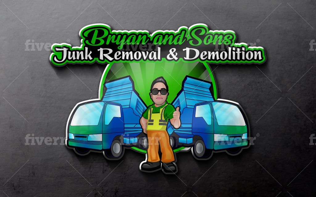 Bryan and Sons Hauling Junk Removal & Demolition