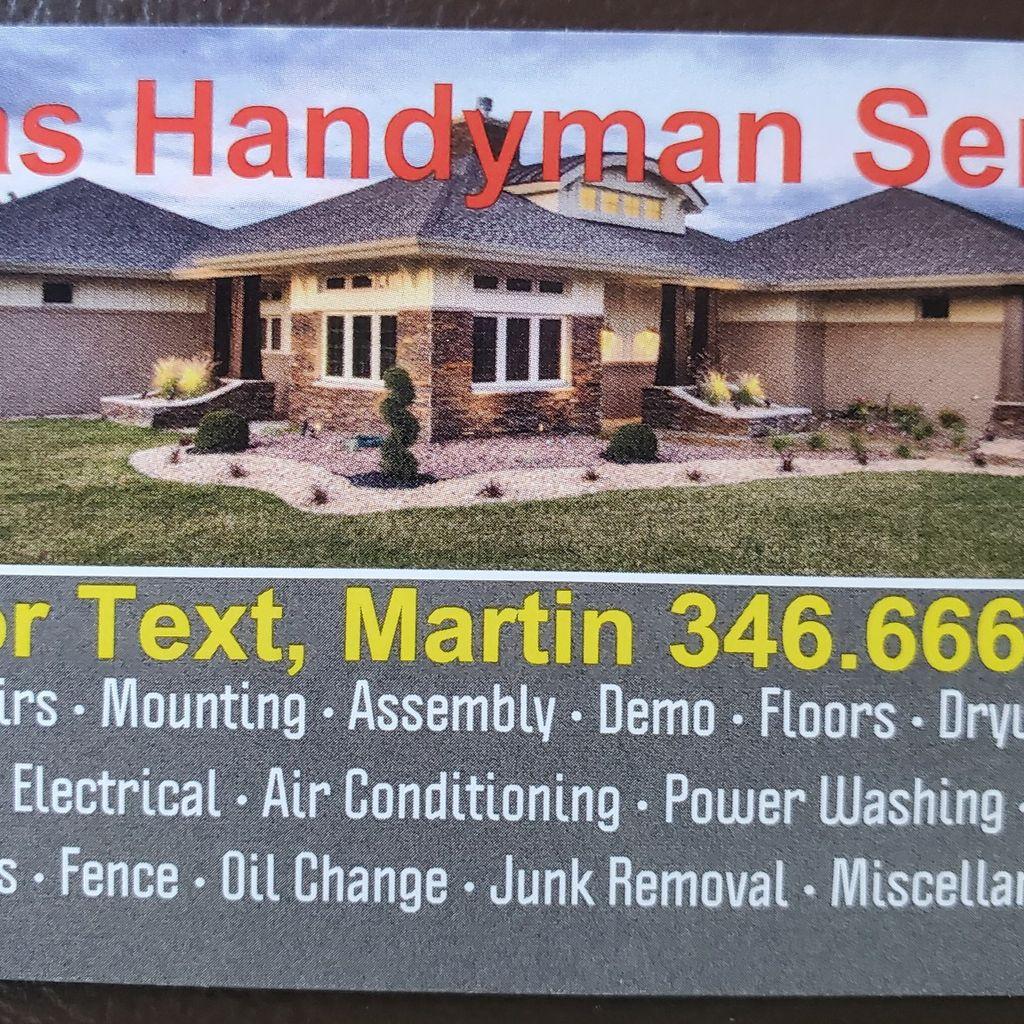 Texas Handyman Service