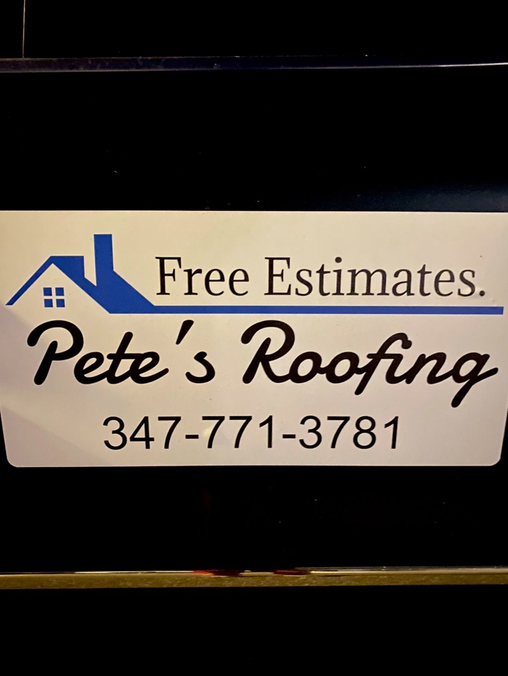 Pete's Roofing