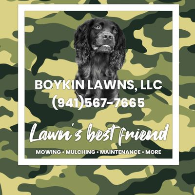 Avatar for Boykin Lawns, LLC
