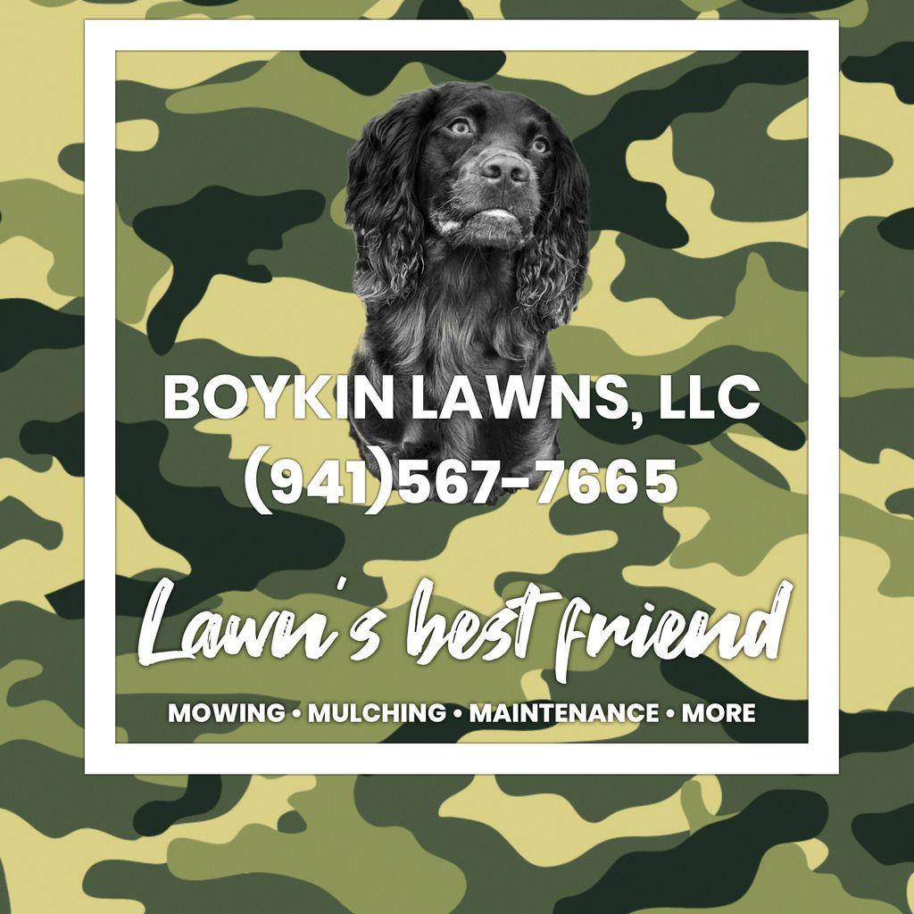 Boykin Lawns, LLC