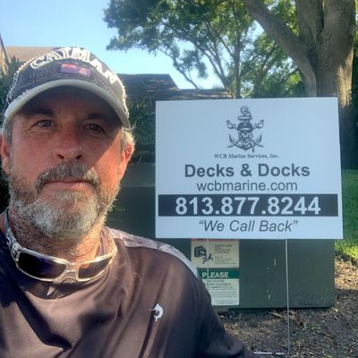 Avatar for WCB Marine and Decking