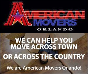 Local move, Orlando 2020