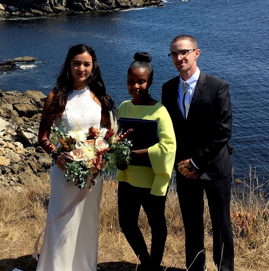 Mr & Mrs Berndt - Sonoma Coast