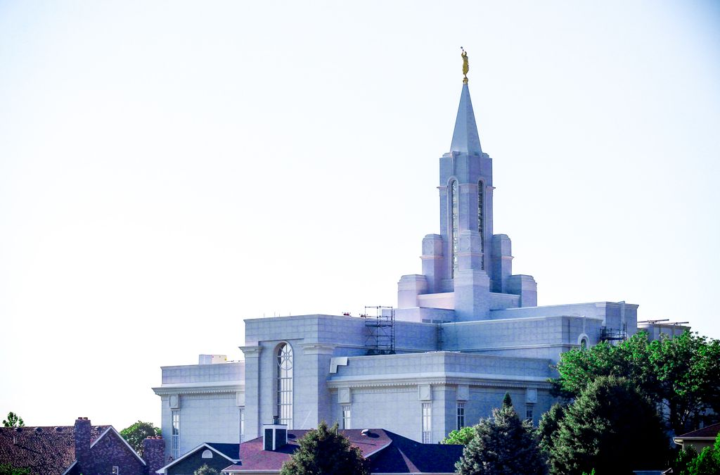 Book House of the Lord Wasatch Front Temples