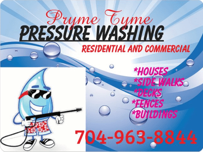 Avatar for Pryme Tyme Pressure Washing