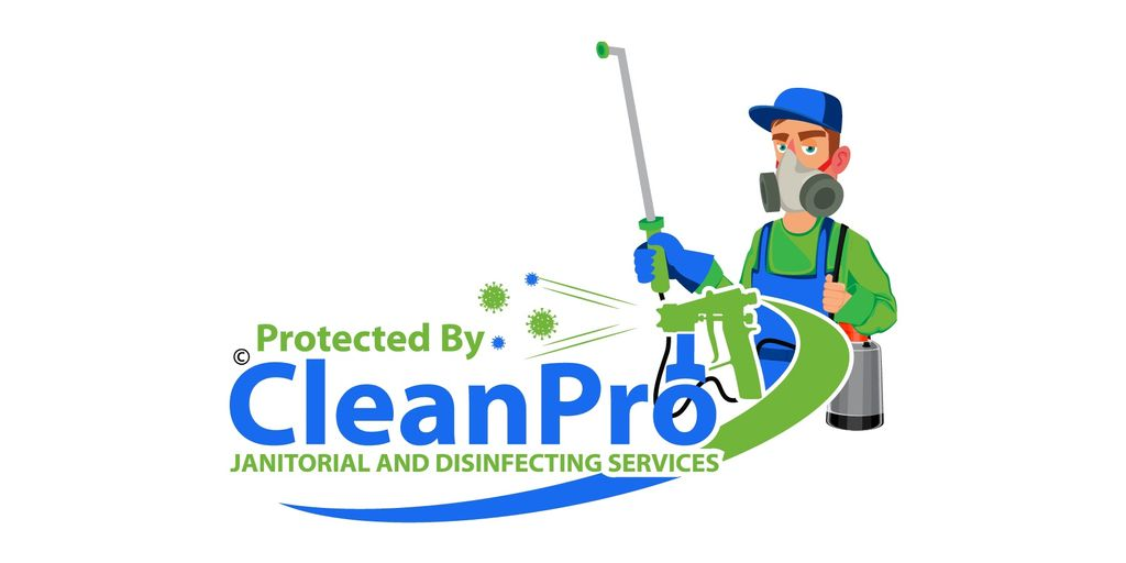 CleanPro Janitorial and Disinfecting Services