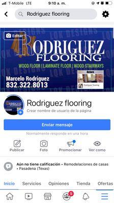Avatar for Rodriguez flooring