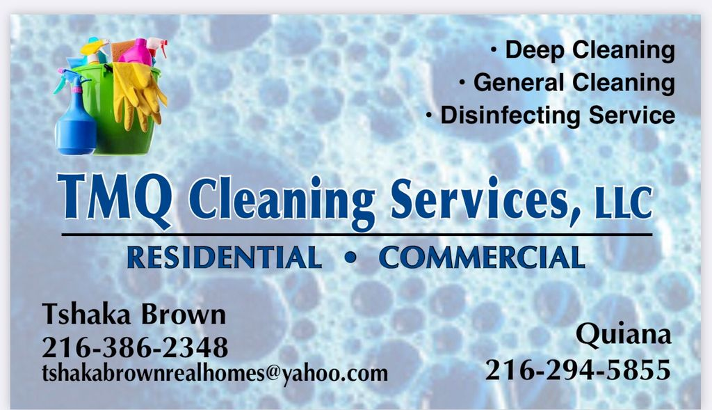 TMQ Cleaning Services LLC