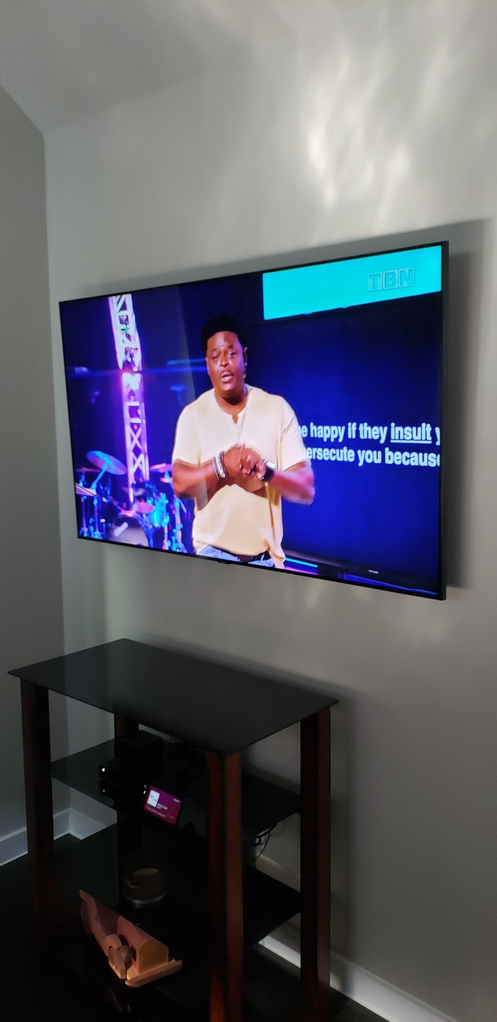 3 TV Mounting and 2 Ring Security Cameras