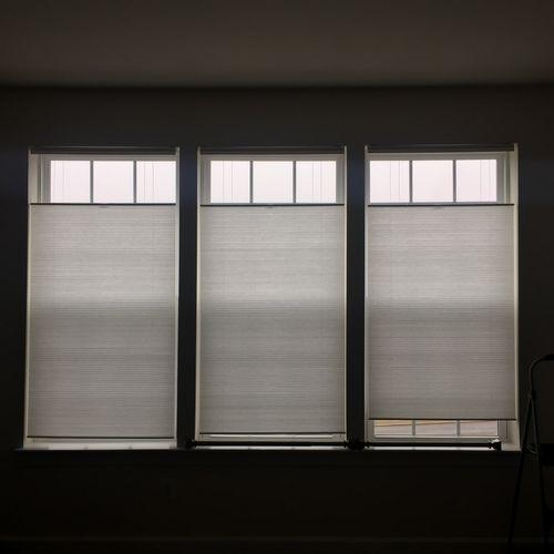 New fancy blinds!