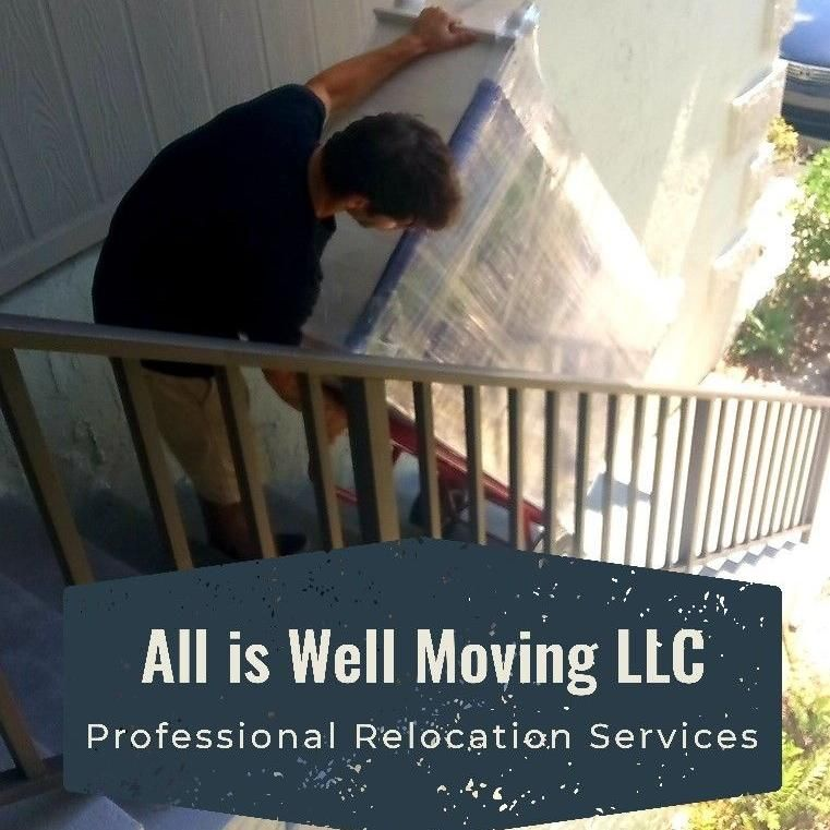 All is Well Moving LLC