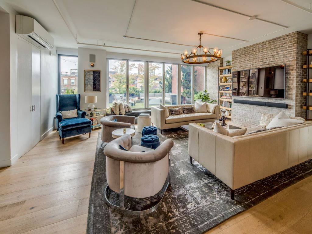 Wooster Street Penthouse