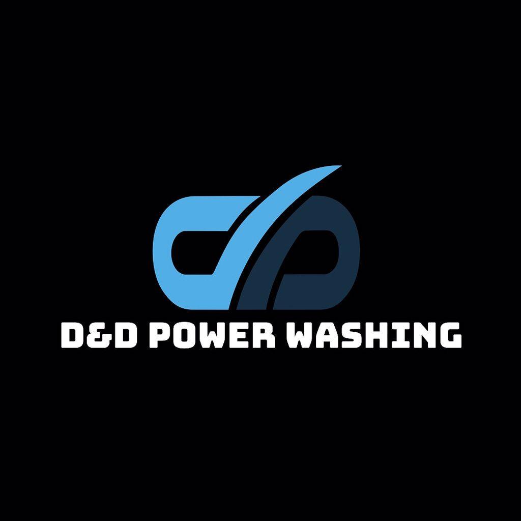 D&D Power Washing