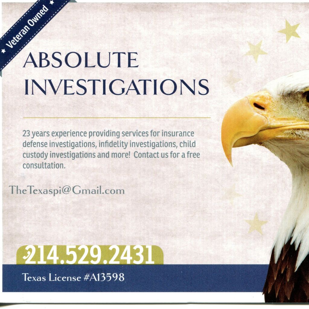 Absolute Investigations