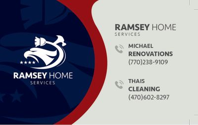 Avatar for Ramsey Home Services - licensed/insured