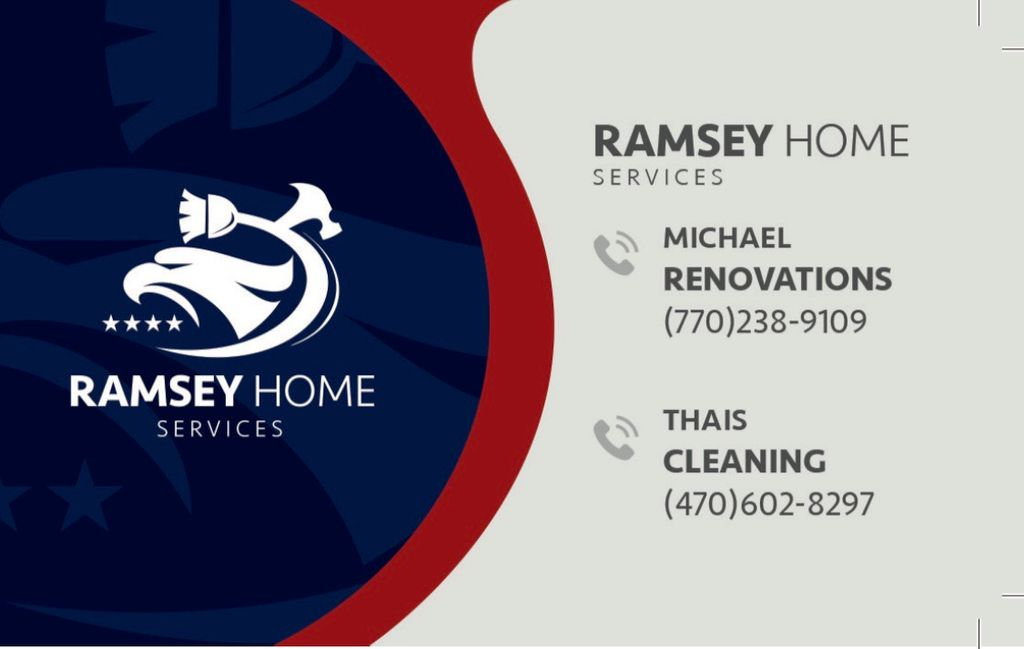 Ramsey Home Services - licensed/insured