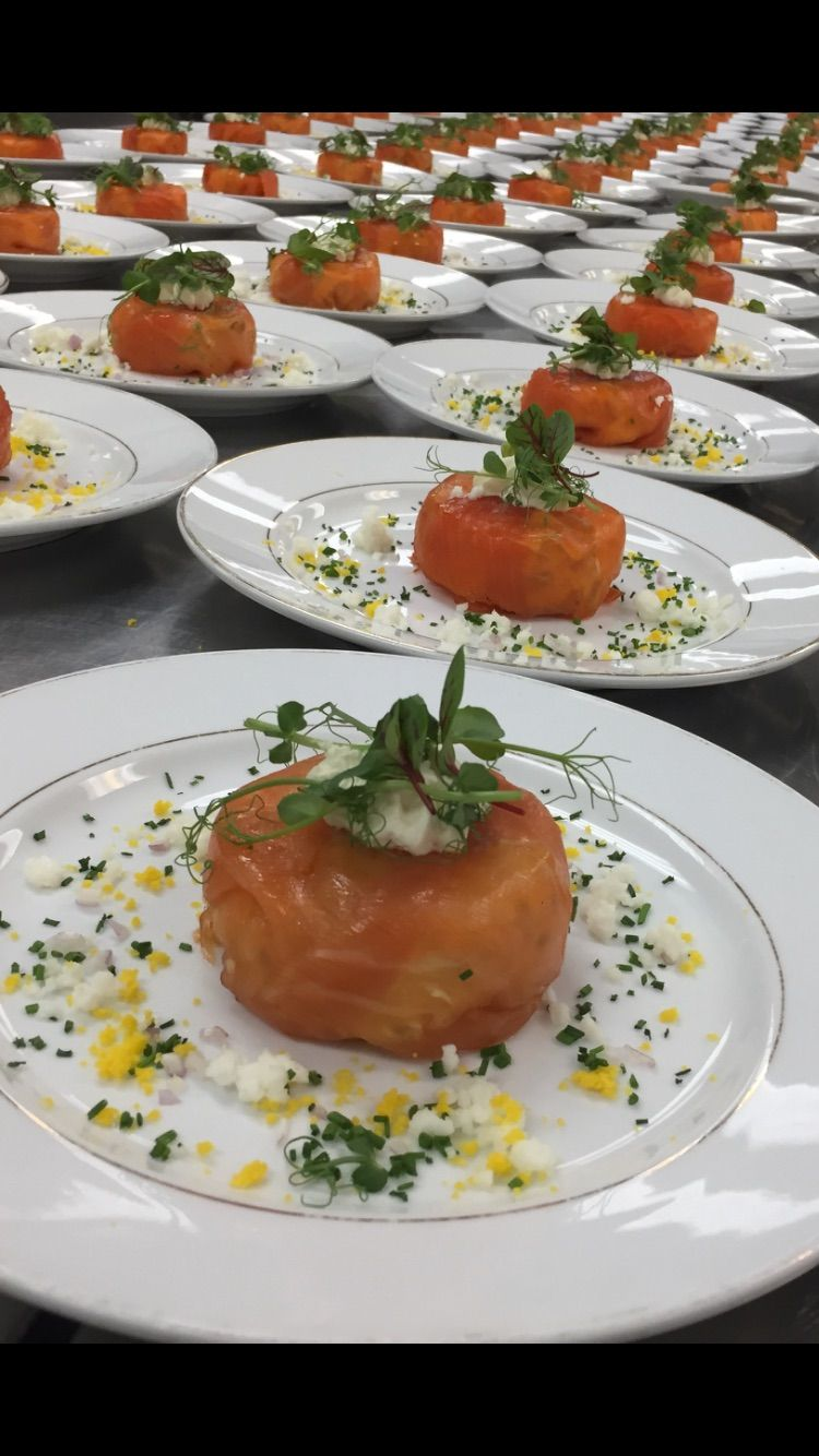 Drop off or plated fine dining experiences