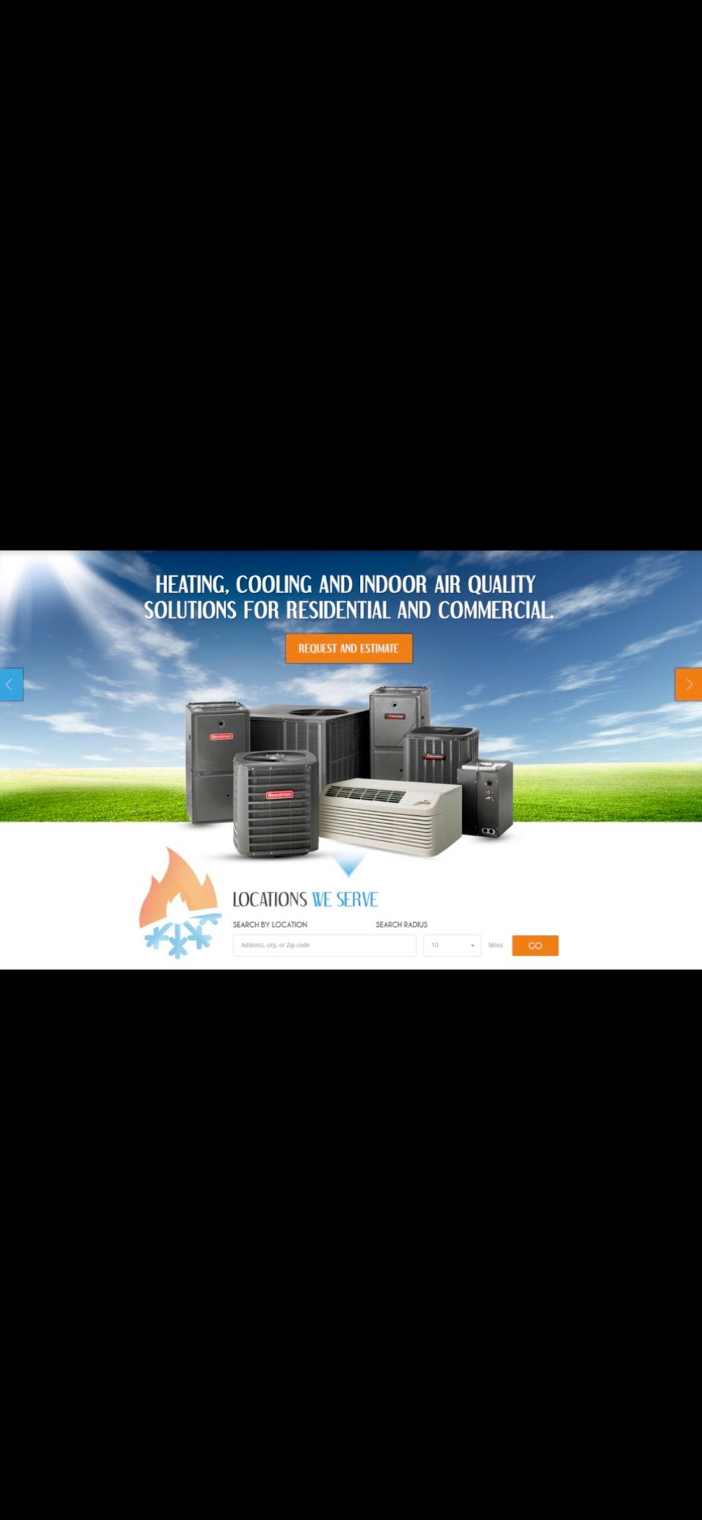 MJCY AIR CONDITIONING & APPLIANCES/repair