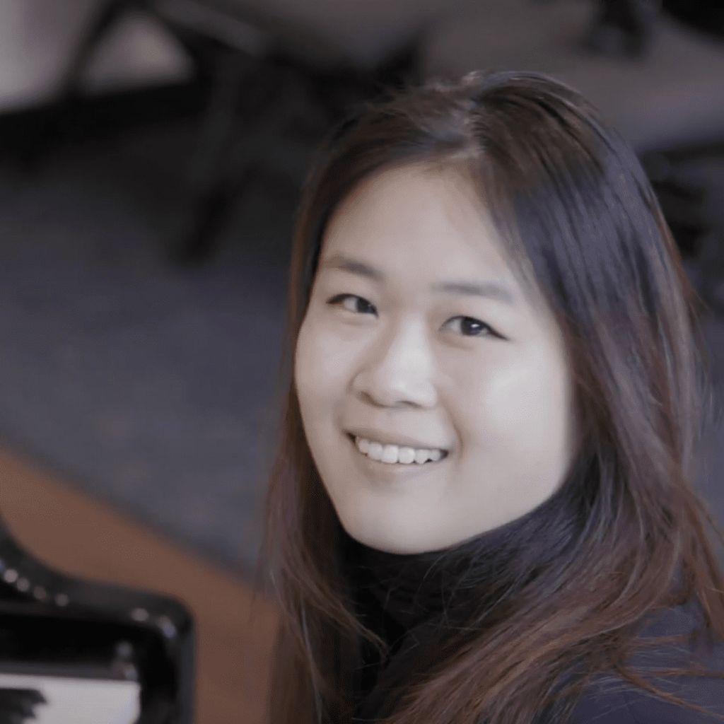 Tianhong Yang's piano studio
