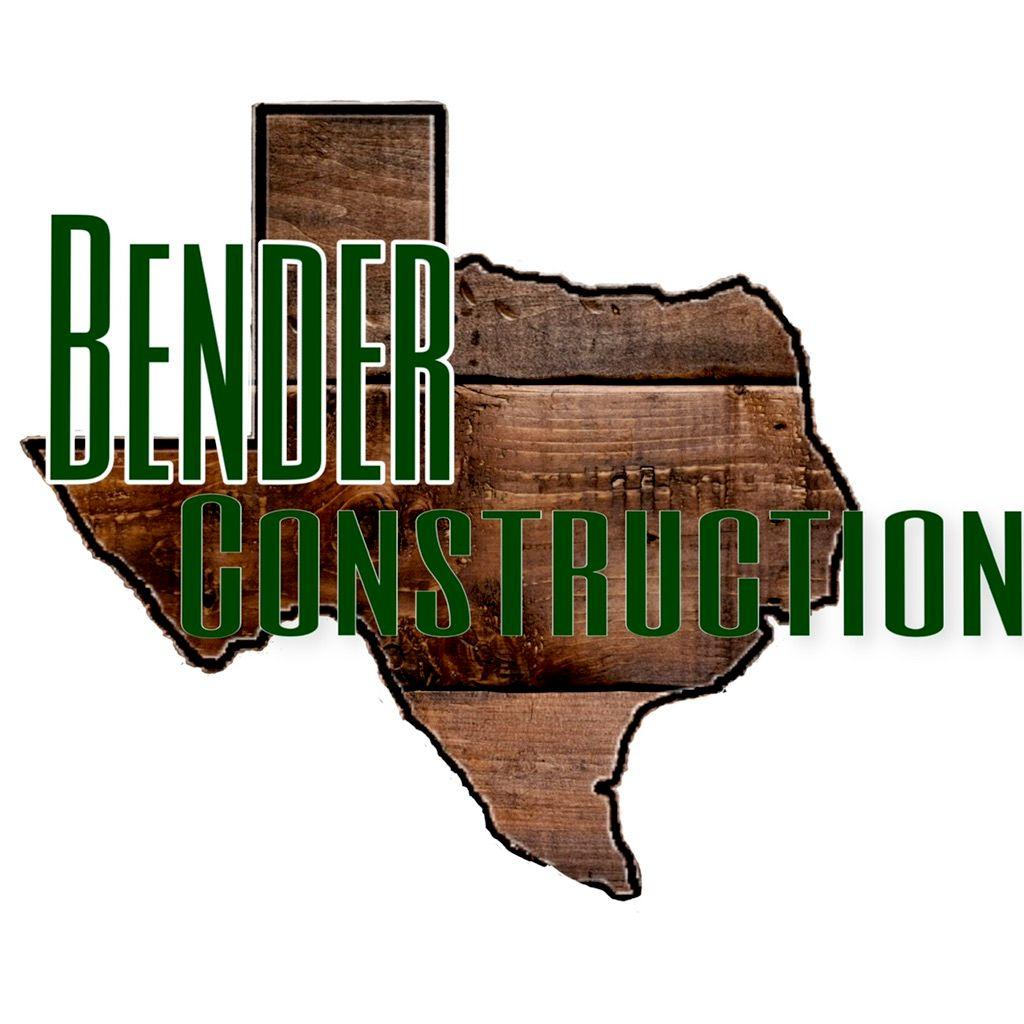 Bender Construction