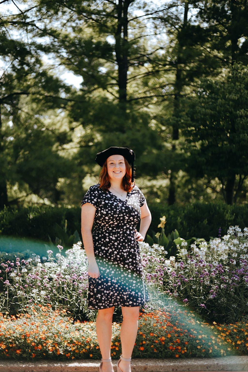 Maggie Graduation