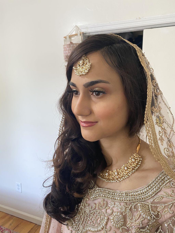 Pakistani Wedding Hair & Makeup