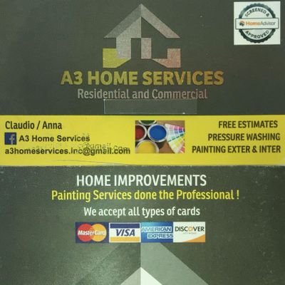 Avatar for A3 Home Services
