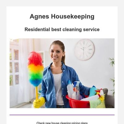 Avatar for Agnes Housekeeping Co