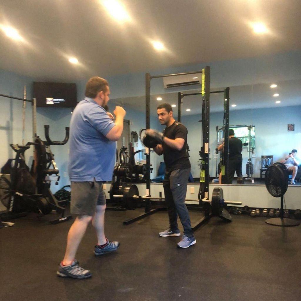 Personal Fitness, MMA, Self Defense Trainer