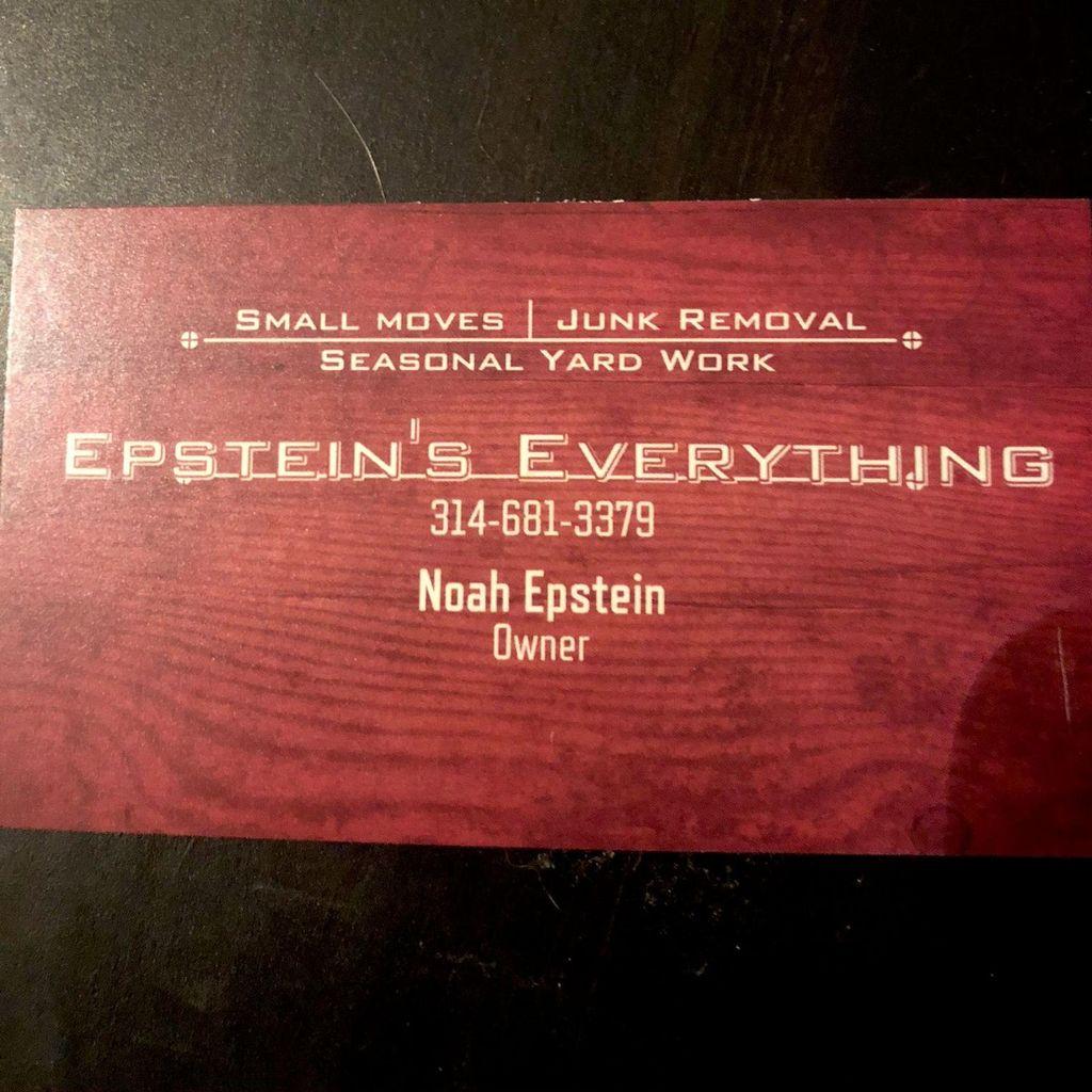 Epsteins Everything