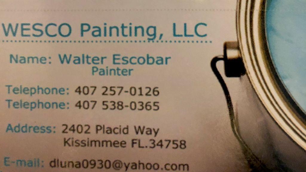 Wesco Painting Llc.