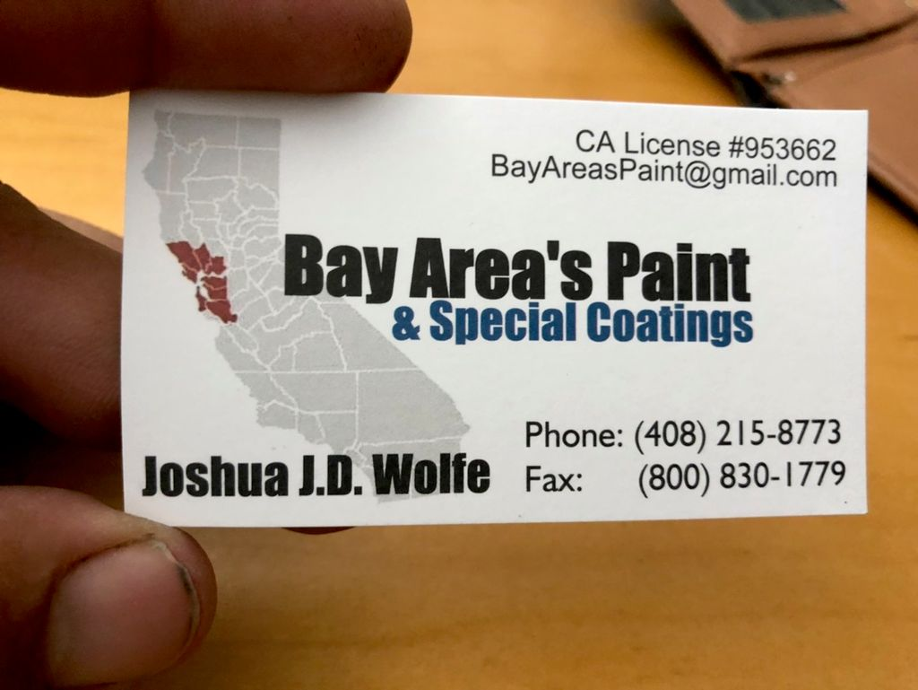 Bay Areas Paint & Special Coatings