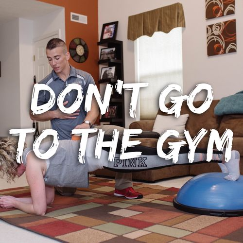 Skip the gym - not the workout. Home workouts are the new wave of fitness to save time and stay safe!