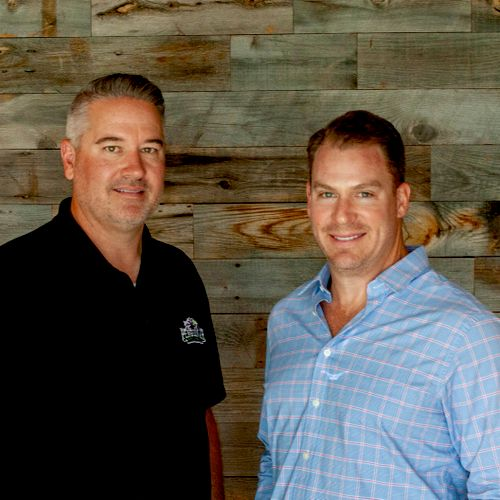 Meet our Owners: Will & Wade!