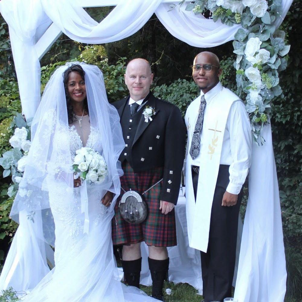 WedByRev -Weddings by Rev. James Harrison II