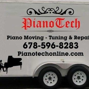 PIANOTECH,Moving/Tuning/Storage/Restorations