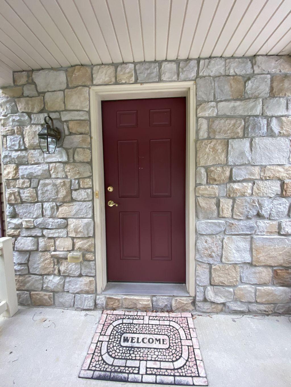 350 sf Floor Installation & Front Door Replacement- Columbia 2020
