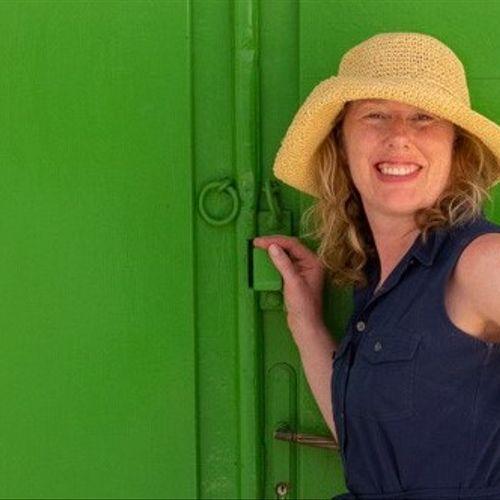 Julie Allen - Greece 2019