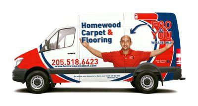 Avatar for Homewood Carpet and Flooring
