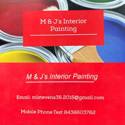 Avatar for M & J's Interior Painting