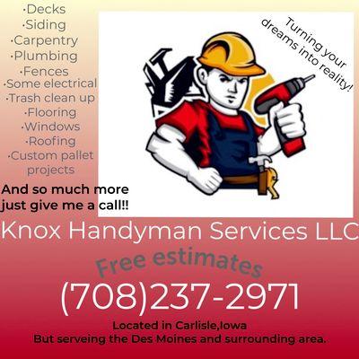 Avatar for Knox Handyman Services LLC