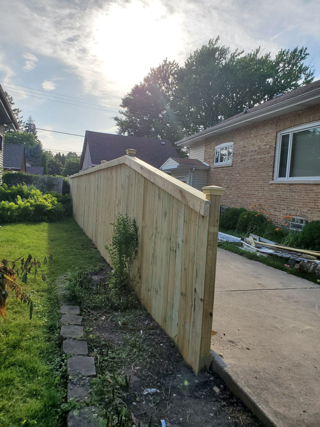 Fence & gate installation