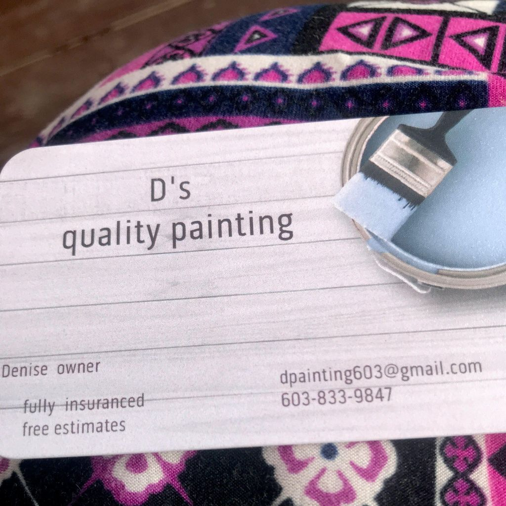 D's quality painting LLC